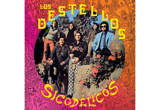 Los Destellos - SICODELICOS  - (Vinyl)