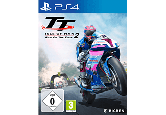 PS4 - TT: Isle of Man 2 - Ride on the Edge /D/F