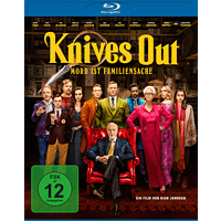 Knives Out-Mord ist Familiensache Blu-ray