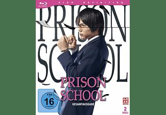 Prison School - Live Action - Gesamtausgabe Blu-ray