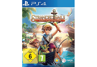 PS4 - Stranded Sails: Explorers of the Cursed Islands /D