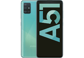 """Móvil - Samsung Galaxy A51, Azul, 128 GB, 4 GB RAM, 6.5"""" Full HD+, Exynos9611, 4000 mAh, Android"""