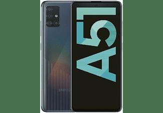 Móvil Samsung Galaxy A51 Negro 128 Gb 4 Gb Ram 6 5 Full Hd Exynos9611 4000 Mah Android