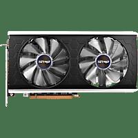 SAPPHIRE RADEON NITRO+ RX 5500 XT 8G  (11295-05-20G) (AMD, Grafikkarte)