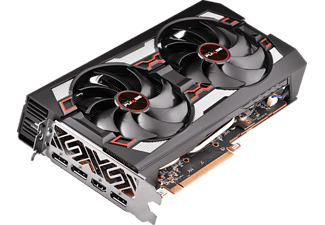 SAPPHIRE Radeon™ RX 5600 XT Pulse 6GB (11296-01-20G) (AMD, Grafikkarte)