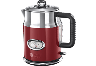 RUSSELL HOBBS Retro 21670-70 Ribbon Red