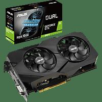 ASUS GeForce Dual GTX 1660Ti 6G Evo (90YV0CR5-M0NA00) (NVIDIA, Grafikkarte)
