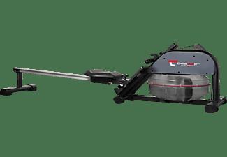 CHRISTOPEIT WP 1000 mit Wasserwiderstand Ruderzugmaschine, Schwarz/Grau