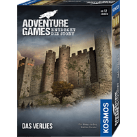 KOSMOS Adventure Games - Das Verlies Brettspiel, Mehrfarbig