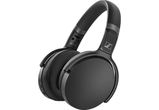 SENNHEISER HD 450BT, Over-ear Kopfhörer Bluetooth Schwarz