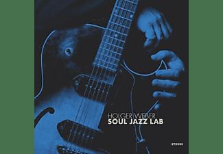 Holger Weber - Soul Jazz Lab  - (CD)
