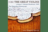 Peter Sheppard-skaerved - Great Violins Vol.3: Stradivarius 1685 [CD]