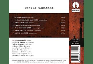 Pandolfi,Roberta/Damen,Raffaele/WunderKammer Orch. - Find him  - (CD)