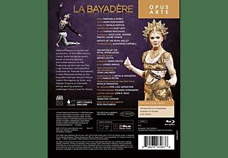 Nuñez,Marianela/Osipova,Natalia/Muntagirov,Vadim/+ - La Bayadère  - (Blu-ray)