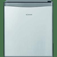 BOMANN KB 389 Kühlschrank (E, 510 mm hoch, Silber)