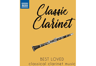 VARIOUS - Classic Clarinet  - (CD)