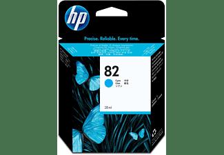 HP Tintenpatrone 82 Cyan C4911A