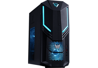ACER Predator Orion 3000 - Gaming PC (512 GB SSD + 1 TB HDD, NVIDIA® GeForce® GTX 1660 Ti, Nero)