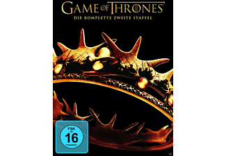 Game of Thrones Staffel 2 [DVD]