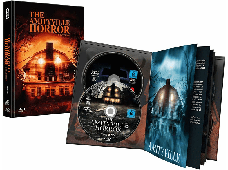 Amityville Horror Collection [Blu-ray]