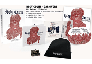 Body Count - Carnivore (Deluxe Edition) [CD]