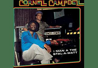 Cornell Campbell - I Man A The Stal-A-Watt (LP)  - (Vinyl)