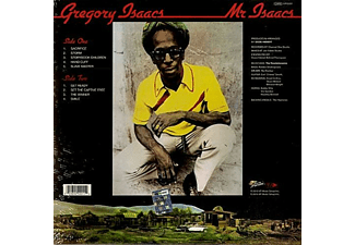 Gregory Isaacs - Mr.Isaacs (Remastered)  - (Vinyl)