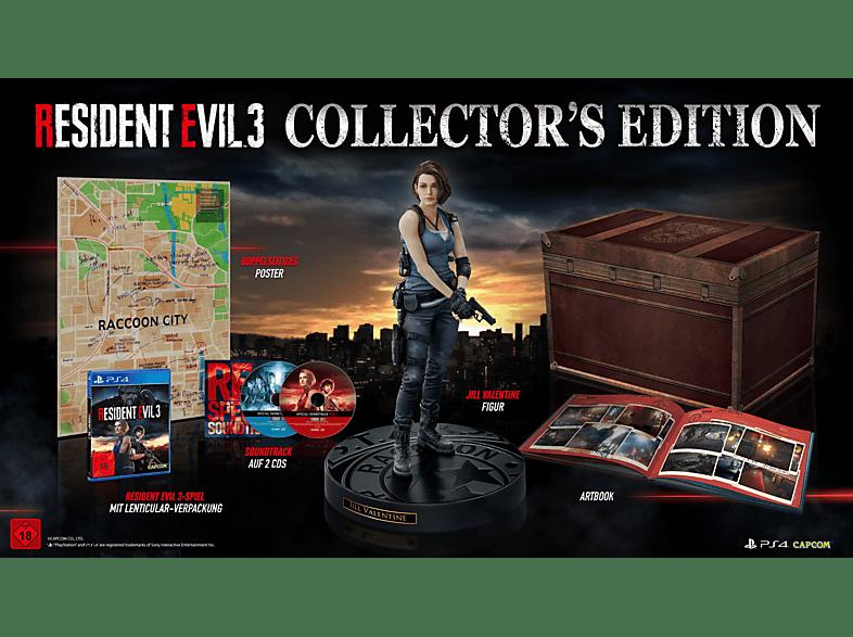 PS4 RESIDENT EVIL 3(COLL.EDIT./NUR ONLINE) [PlayStation 4]