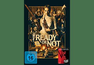 Ready or Not? - Auf die Plätze, fertig, tot DVD
