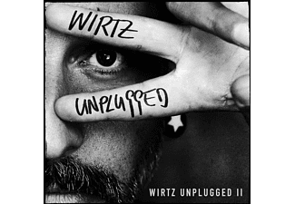 Wirtz - Unplugged II  - (CD)