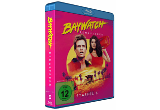 Baywatch HD-Staffel 6 (4 Discs) Blu-ray