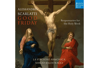 La Stagione Armonica - Easter Responsori Of The Holy Week  - (CD)