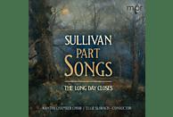 Ellie/kantos Chamber Choir Slorach - The Long Day Closes-Sullivan Part Songs [CD]