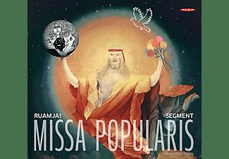 Ruamjai/Kaunismäki-Sahonen/The New Segment Orch. - Missa Popularis  - (CD)