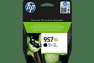 HP 957XL Tintenpatrone Schwarz (L0R40AE)