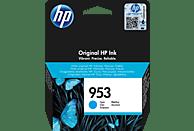 HP 953 Tintenpatrone Cyan (F6U12AE)