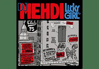 Dj Mehdi - Lucky Girl  - (CD)