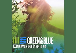 NEUMANN,TOBI & ÖZER,ONUR - Green & Blue  - (CD)