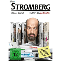 Stromberg-Box: Staffel 1-5 + Film [DVD]