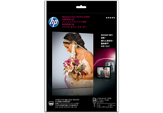 HP Premium Plus Fotopapier seidenmatt A4 CR673A