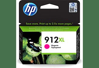 Cartucho de tinta - HP 912 XL, Magenta, 3YL82AE