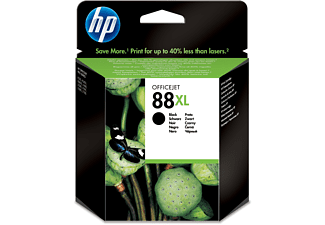 HP Tintenpatrone 88XL, schwarz (C9396AE)