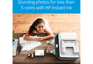 HP Multifunktionsdrucker Envy Photo 7830 Inkl. 4 Probemonate Instant Ink