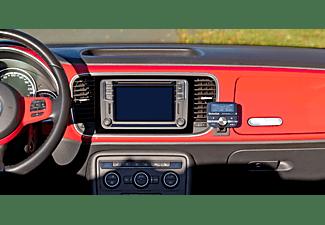 TECHNISAT DIGITRADIO CAR 2  DAB+ Autoradio-Adapter mit Wireless-Controller und Bluetooth sowie Freisprechfunktion