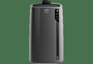 DE LONGHI Mobiles Luft-Klimagerät PACEL112CST, Schwarz