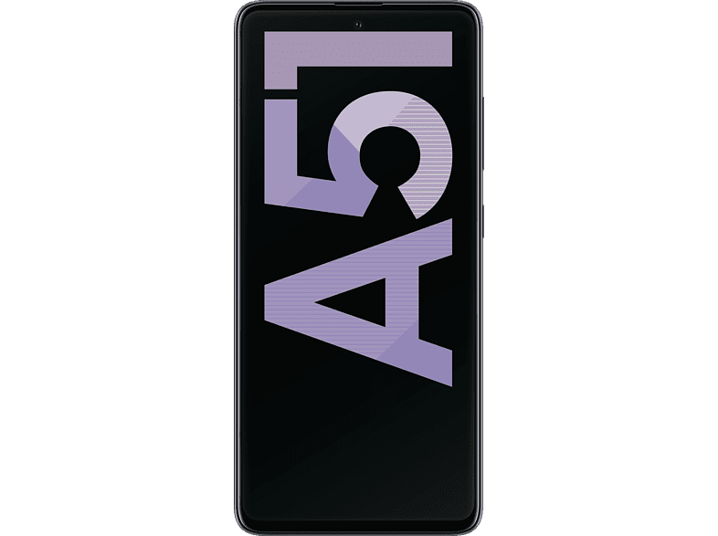 SAMSUNG Galaxy A51 - 128 GB - Prism Crush Black Dual SIM