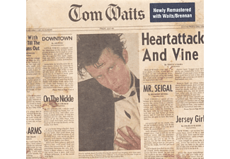 Tom Waits - Heartattack And Vine (Remastered) (CD)