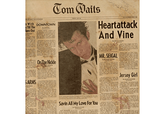 Tom Waits - Heartattack And Vine (Remastered) (Vinyl LP (nagylemez))