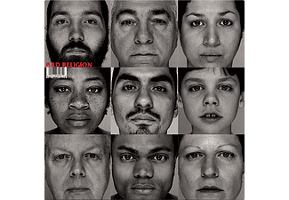 Bad Religion - The Gray Race (Vinyl LP (nagylemez))