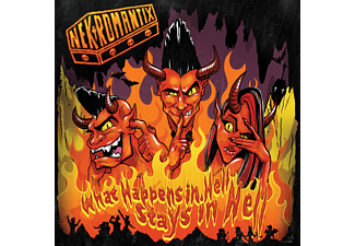 Nekromantix - What Happens In Hell Stays In Hell (CD)